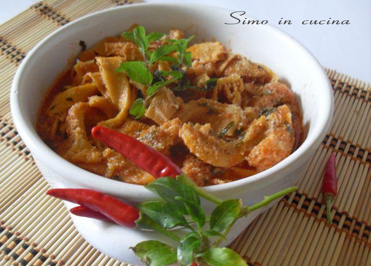 La trippa al pomodoro un piatto semplice nutriente e saporito ,di solito dal macellaio si trova anche precotta ,ma la ricetta che segue va prima lessata per 20 minuti circa