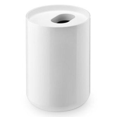 Roskakori, valkoinen ryhmässä Kylpyhuone / Kylpyhuoneen sisustus @ RUM21 AB (106017)