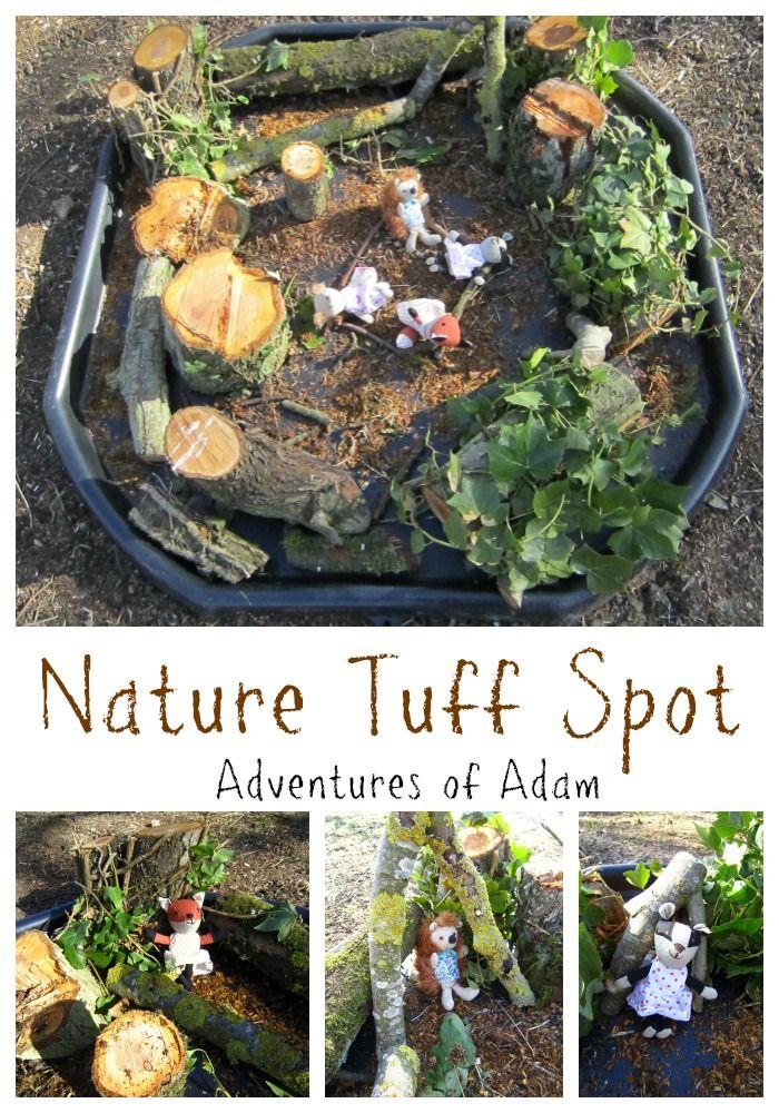 Nature Tuff Spot Adventures of Adam