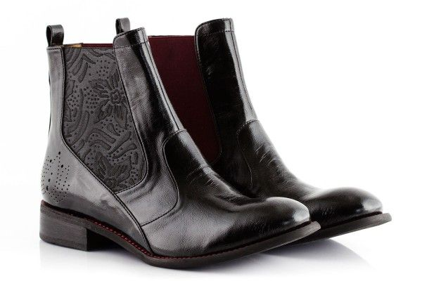 Bourgeois Boheme, Matilda #vegan Chelsea Boot, £180
