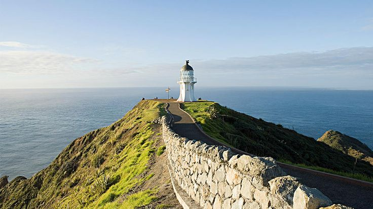 Today's #DailyEscape is from Northland, New Zealand.: Daily Escape, Capes Reinga, Lighthouses, Tranquility Travel, Newzealand, Travel Dream, Travel Destinations, Wonder Place, New Zealand