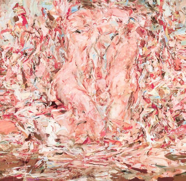 One of my favorites from Cecily Brown.