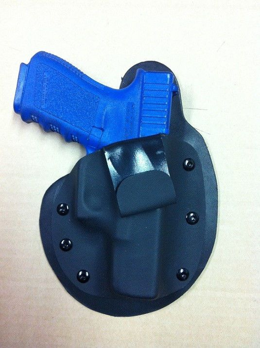 MTO Jimenez Bryco Arms Jennings  380 9mm IWB appendix paddle