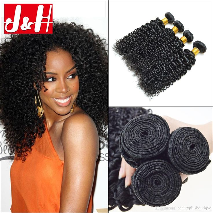 Best 25 weft hair extensions ideas on pinterest black hair 4 bundles kinky curly virgin hair extensions brazilian hair peruvian hair malaysian hair weaves wholesale hair bundles cheap virgin hair pmusecretfo Image collections