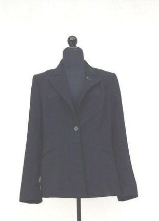 À vendre sur #vintedfrance ! http://www.vinted.fr/mode-femmes/autres-manteaux-and-vestes/28588415-veste-blazer-femme-123-marine-40-lt3