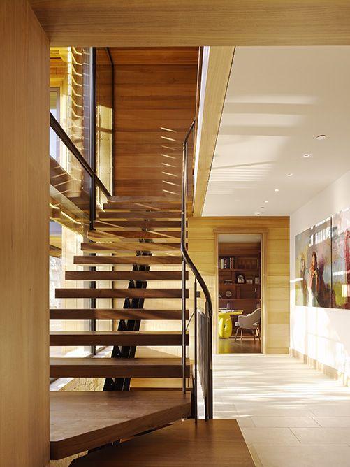 Walker-Warner Architects - MOUNTAIN WOOD