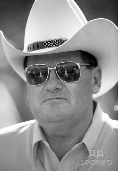 """Bum Phillips- """"You fail all the time, but you aren't a failure until you start blaming someone else."""""""