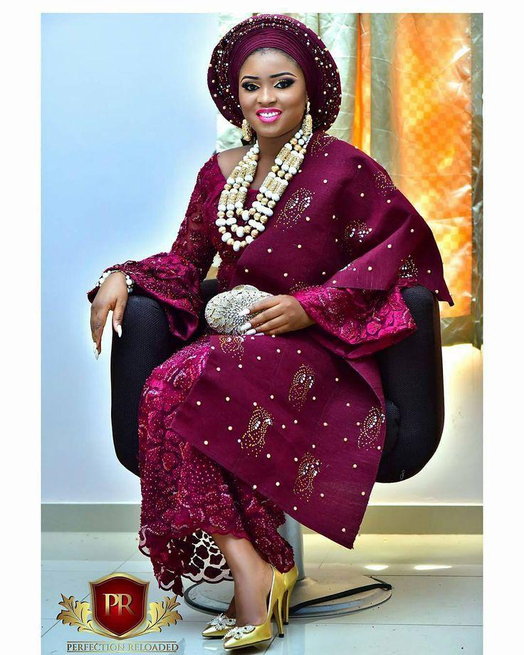 46 Best Yoruba Weddings Images On Pinterest