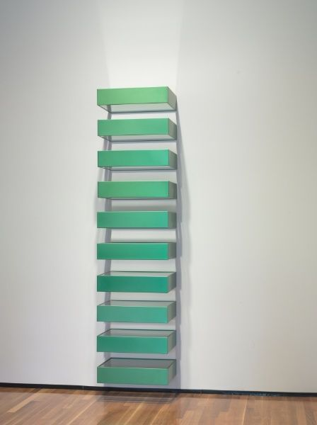 Donald Judd: Untitled - Pictify - your social art network