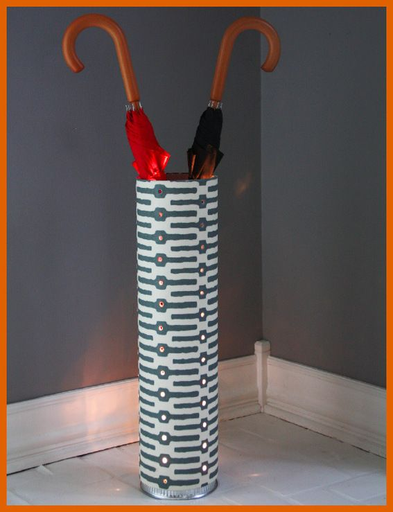 17 best ideas about umbrella stands on pinterest diy for Pvc pipe crafts