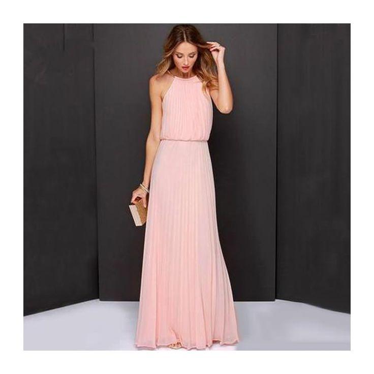 bayan uzun pembe #japon #style #elbise severlerin göz bebeği olacak