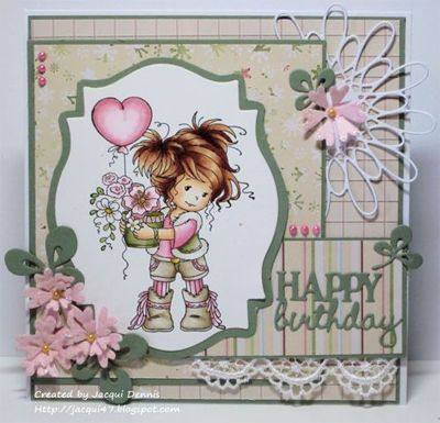 Amy wee Card
