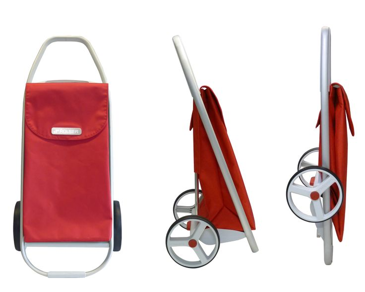 Rolser Com 8 Folding Shopping Cart: Portable Shopping Cart - Boomly