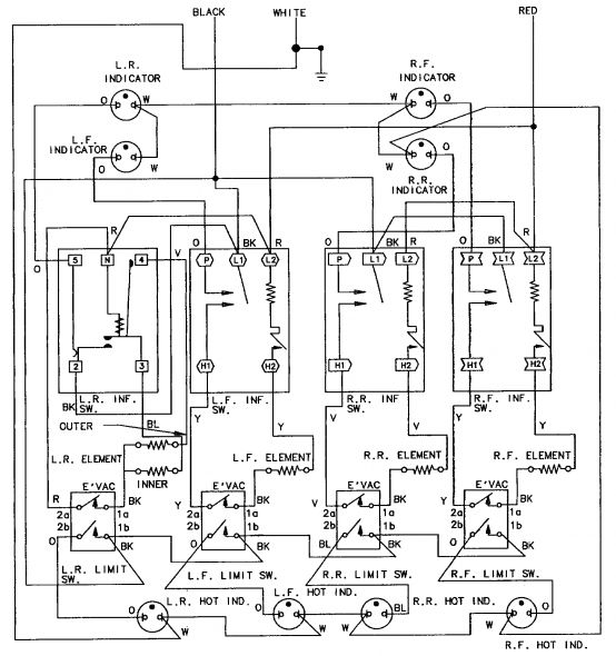Cooktop Wiring Diagram Diagram Wire Cooktop