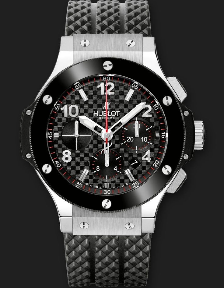 Hublot 44mm Steel Big Bang