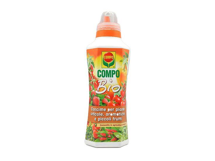 Concime liquido Bio Compo per piante orticole 1L (1353902005)