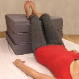 Matratzen immer billig! | Gigapur Visco Luxus Klappmatratze für Erwachsene | Immer billig!