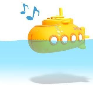 Radio yellow submarine