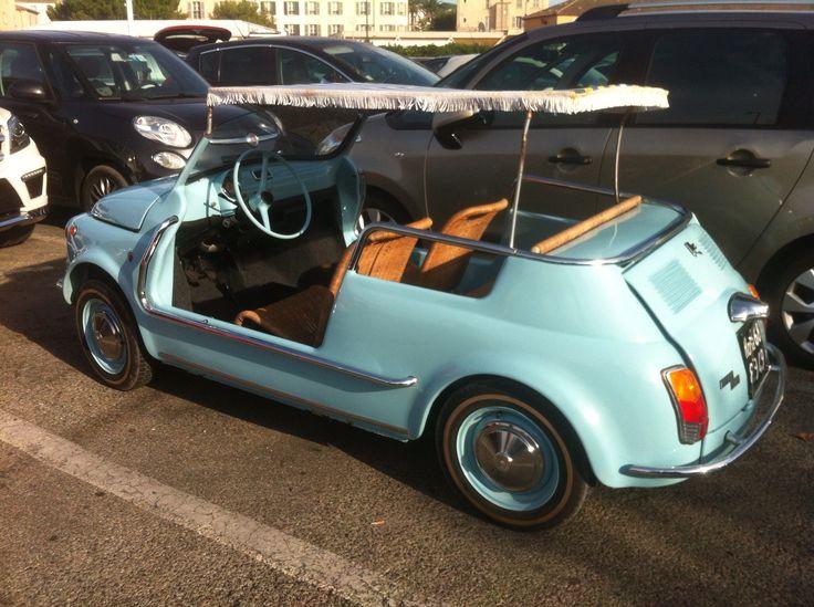 Fiat 500 i Saint Tropez