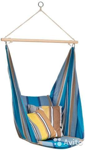 Гамак подвесное кресло Швеция