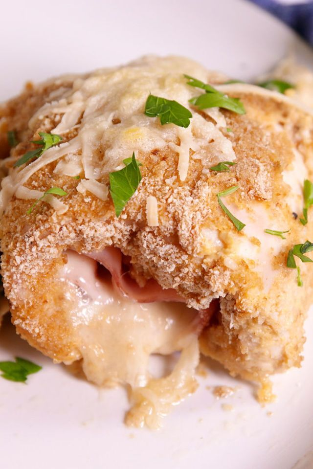Chicken cordon bleu roll ups will make you say oui for Absolutely delish cuisine