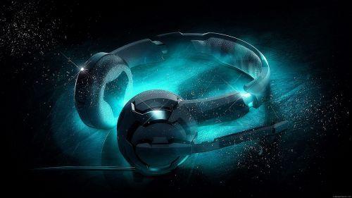 Music Headphones Hd Wallpaper For Desktop And Mobiles Music