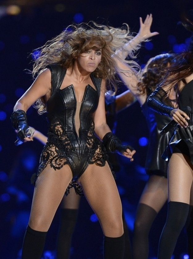 The 33 Fiercest Moments From Beyoncé's HalftimeShow