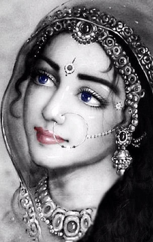 Srimati Radharani
