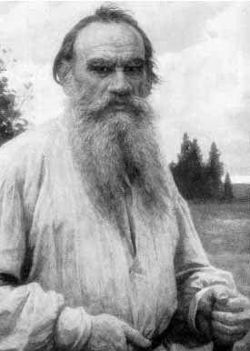 León Tolstoy (1828-1910).