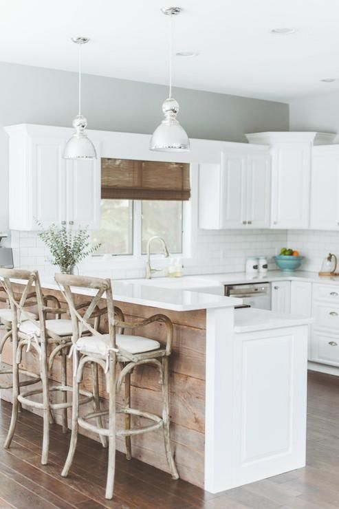 Wonderful U Shaped Kitchen With Peninsula