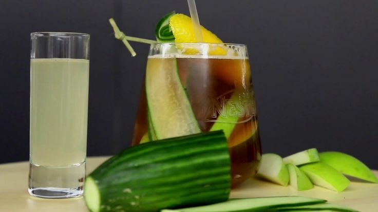 NESTEA Apple Bubble  - Recipe by Simos Tagaras for Nestle GR