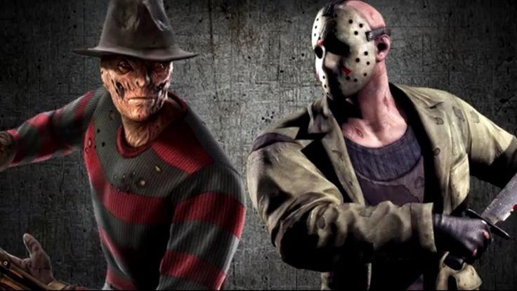 Фредди Крюгер vs Джейсон Вурхиз | Freddy Krueger vs Jason Voorhees (Terr...