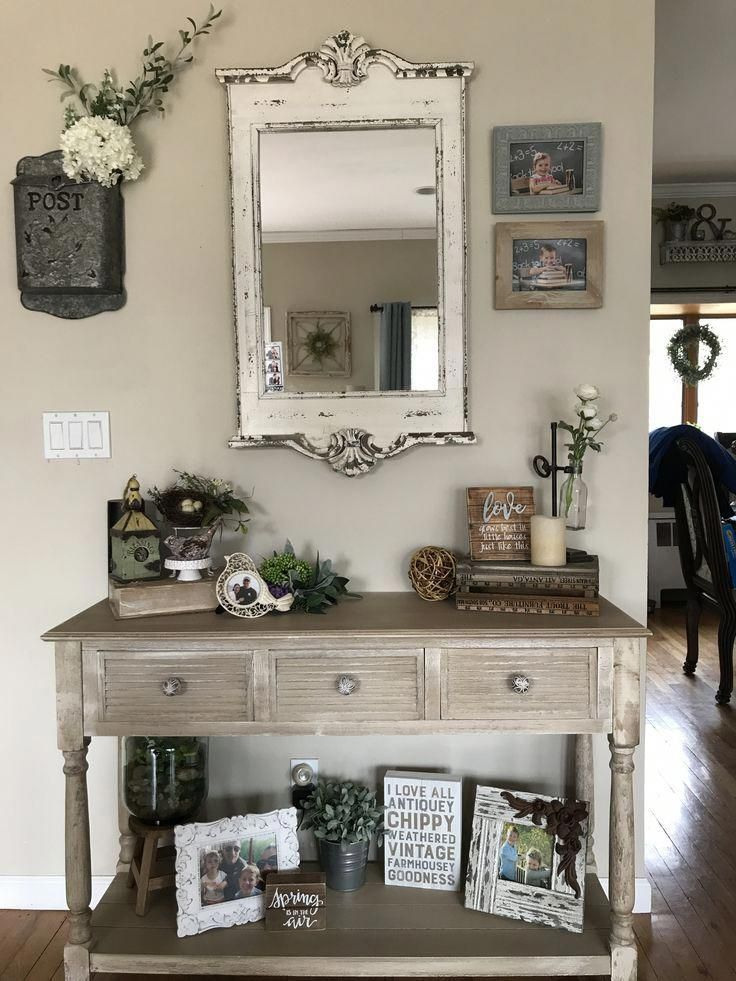 Hobby Lobby Console Table Hobby Lobby Mirror Farmhouse French Country Post Box De Farmhouse Decor Living Room Country Style Dining Room Country House Decor
