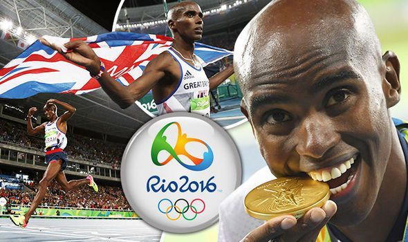 Mo Farah's story is an extra-ordinary one. He was a child refugee & is now a famous athlete!