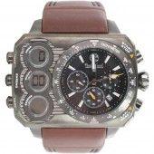 Timberland Herren Uhr Armbanduhr Leder Analog Digital TBL.13673JSU/02