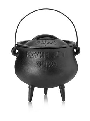 Guro Cast Iron Poy-Ke 1 African Cast Iron Pot