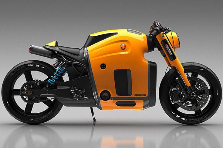 Koenigsegg Bike 1090 Concept Motorcycle | HiConsumption