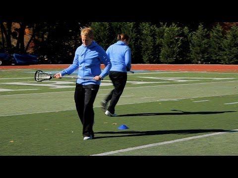 3 Dodging Drills | Women's Lacrosse - YouTube
