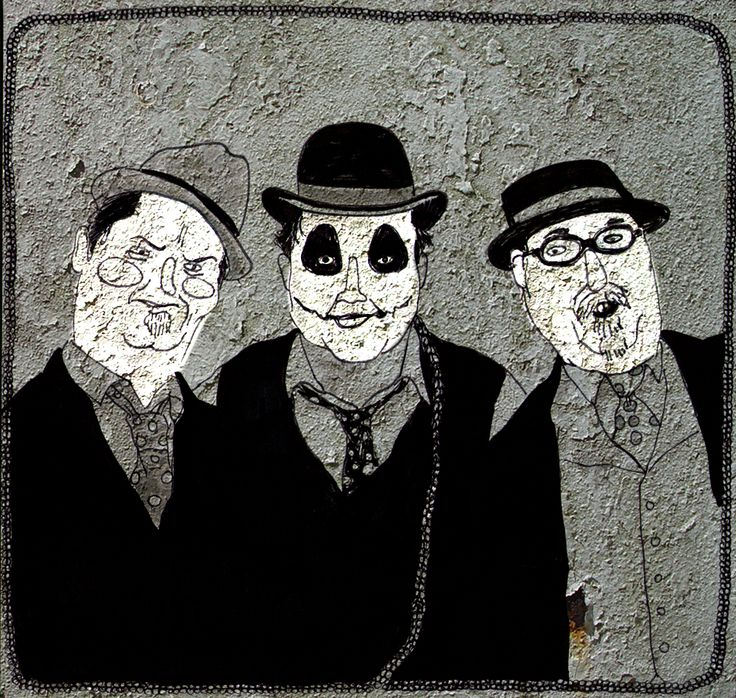 The Tiger Lillies illustration