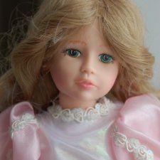 """Новогодний или Рождественский ангел Ариэль ("""" Arielle"""") от Криса Миллера. / Коллекционные куклы (винил) / Шопик. Продать купить куклу / Бэйбики. Куклы фото. Одежда для кукол"""