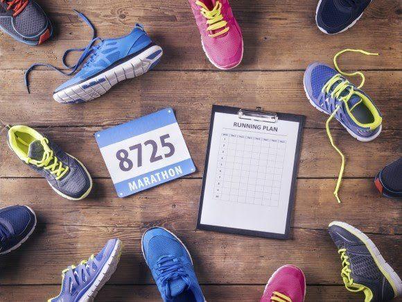 Trainingspläne für Läufer : Trainingsplan - Onmeda.de