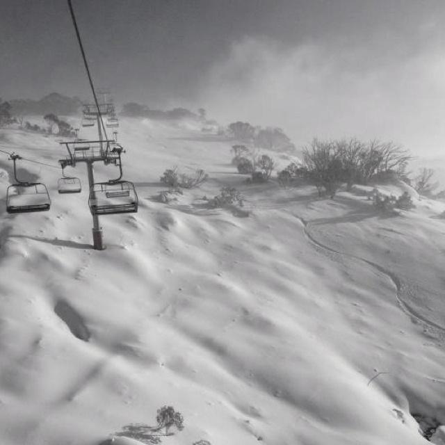 Thredbo, skiing in Australia. Cant wait for the season to start :)