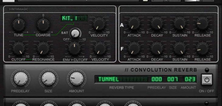 Easy Peavey: libreria gratis per NI Kontakt I campioni coprono una vasta gamma di stili dal noto Peavey DPM V3 ai suoni analogici e lo-fi del Volca Beats. Anche il kit M-Audio Venom dispone di diversi suoni di batteria interessanti.  L'inte #easypeavey #libreriagratis