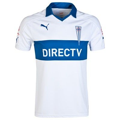 Deportivo Universidad Catolica 2014 Home Shirt (White). Available from Kitbag.com