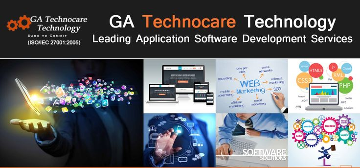 #GATechnocareTechnology is one of the top-notch IT services and #softwaredevelopment company stretching its reach worldwide. The #software firm has its forefront in custom software services like application development, software solutions, SEM, mobility, and much more.