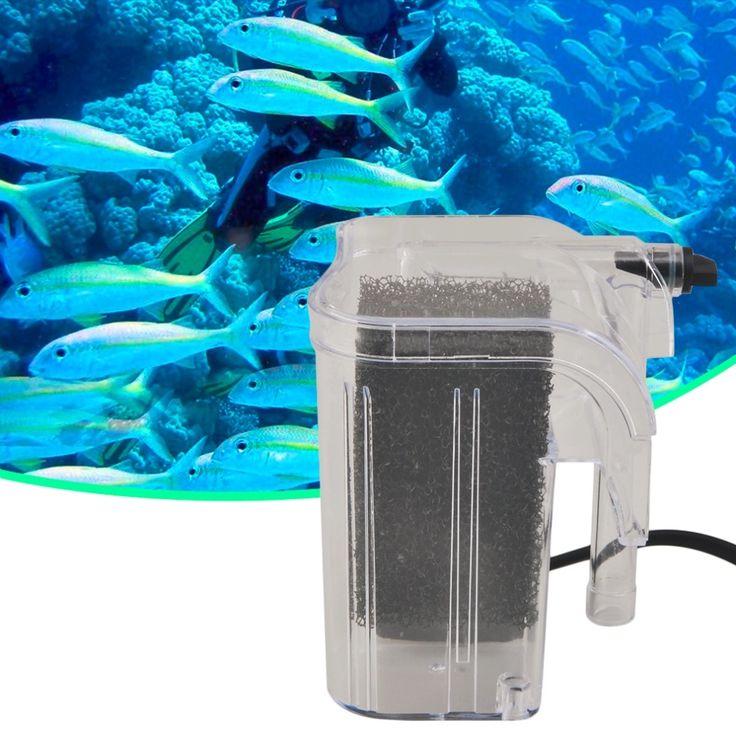 7.13$  Buy here - 2017 Mini 220-240V Fish Turtle Tank Aquarium External Oxygen Pump Waterfall Filter Water Circulation Mini Aquarium Power Filter   #buyonline