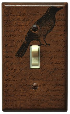 Handpainted Made in the USA Primitive Switchplate Cover & 36 best Primitive Light Switch Plates/ Outlet Plates images on ...