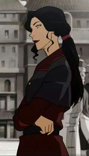 Legend of Korra Book 4 Asami