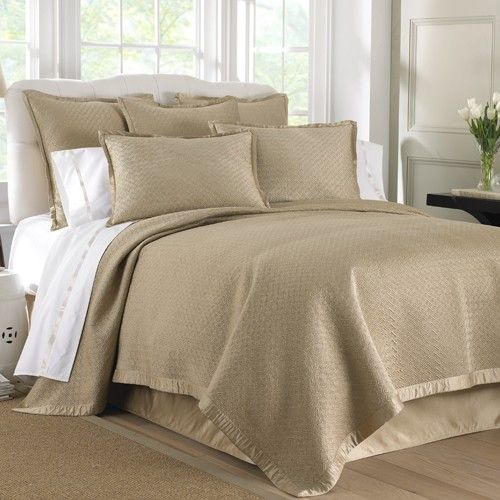 Waterford Durham Gold Bedding By Waterford Bedding