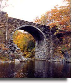 Keystone Arch Bridges #HiddenHillsofWesternMA #HiddenHillsofWesternMassachusetts #PositronicDesign